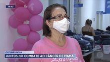 Outubro Rosa: juntos no combate ao câncer de mama