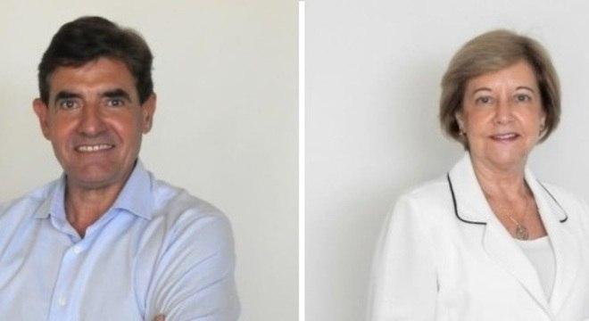 Candidatos Duarte Nogueira (PSDB) e Suely Vilela (PSB) vão ao 2º turno