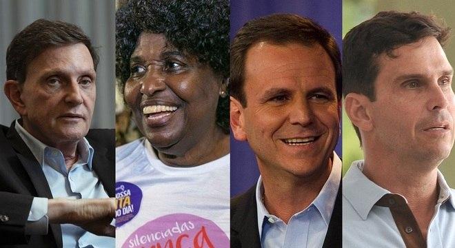 Candidatos do Rio investem no apelo virtual