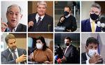 """O voto dos """"nem-nem"""" se divide,segundo pesquisas eleitorais, entre João Doria e Eduardo Leite, ambos do PSDB,Ciro Gomes (PDT), Simone Tebet (MDB), Rodrigo Pacheco e Luiz Henrique Mandetta,ambos do DEM, além de José Luiz Datena (PSL) e Sergio Moro. Os aventados daterceira via angariam cerca de 15% a 17% das intenções de voto em pesquisas, entretanto, ainda patinam. O senador Alessandro Vieira anunciou sua pretensão à disputa pelo Cidadania nesta sexta-feira (10), e seu nome, portanto, ainda não foi testado nas pesquisas de opinião"""