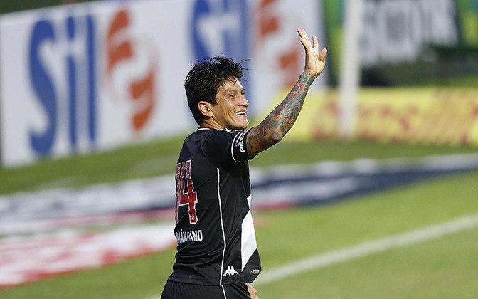 CANO- Vasco (C$ 11,35) - A referência ofensiva do Cruz-Maltino sempre tem chance de marcar gols. Contra o Fluminense não é diferente. Sua boa fase já o torna um dos mais escalados da rodada.