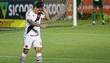 Vasco ganha, mas não evita seu 4º rebaixamento no Brasileiro