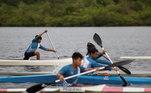 canoagem Amazonas,