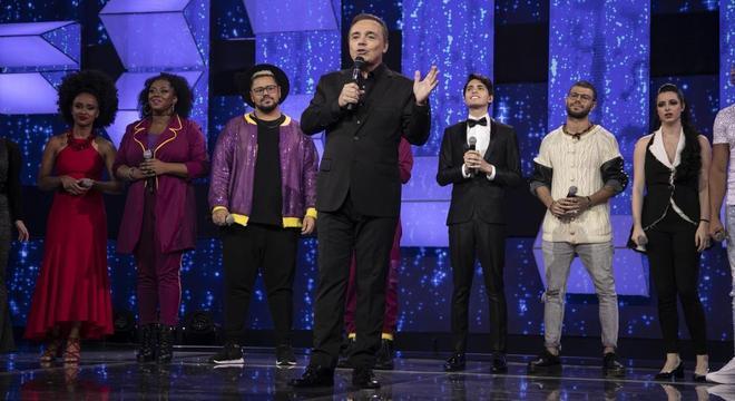 Segunda temporada do Canta Comigo 2 foi o último trabalho de Gugu na TV