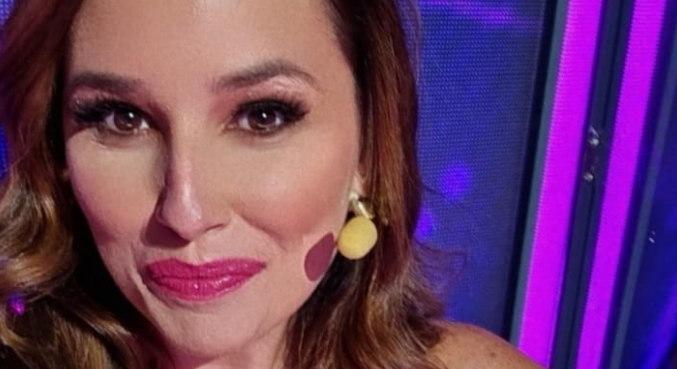 Mari Belém se emociona ao ver famílias no palco da competição musical