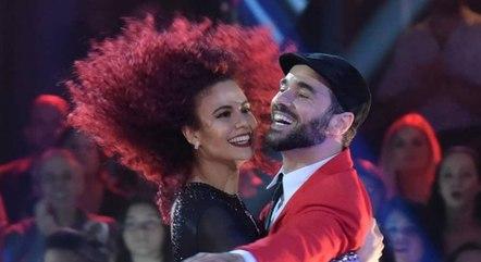 Beto participou do reality Dancing Brasil na Record TV