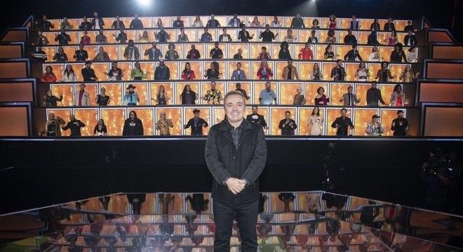 Canta Comigo foi o último programa apresentado por Gugu Liberato