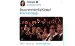 Também no mesmo episódio, Zu Laiê encantou não só os jurados, mas toda a internet em sua performance de Canta Brasil, de Gal Costa