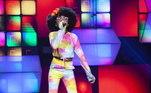 A pequena cantora Michelle Vitória, de 10 anos arrasou no palco da competição com seu figurino colorido e sua interpretação do sucesso do pop Dance Monkey. O conjuntinho tie-dye definitivamente mostrou confiança, e Michelle conseguiu levantar 99 dos 100 jurados!