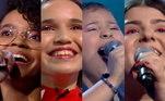 O sexto episódio doCanta Comigo Teenfoi marcadopor atuações impecáveis e muita emoção! Um quarteto feminino dominou o palco e conquistou os jurados. Conheça as jovens cantoras!