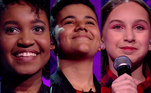 OCanta Comigo Teensegue cheio de emoção! No terceiro episódio do reality, jovens talentos surpreenderam com suas escolhas e deixaram os jurados e o público de casa de