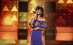 Nathalia Anesio emocionou os jurados com Canto das Três Raças.Apaixonada por música, a jovem de 14 anos conquistou 97 votos ao se apresentar e impressionou com o alcance de sua voz.Acompanhe oCanta Comigo Teen! O reality vai ao ar noHora do Faro, todo domingo, a partir das 15h15, naRecord TV