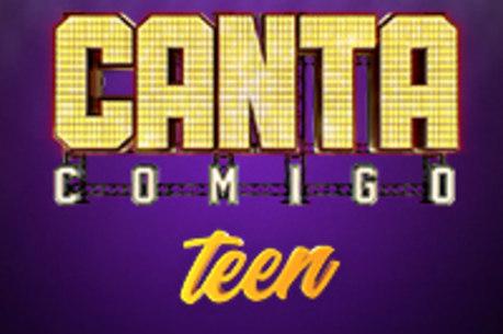 'Canta Comigo Teen' é exibido aos domingos
