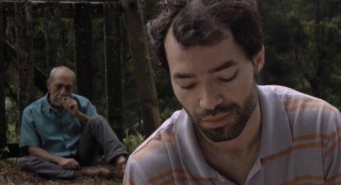 Cena do curta-metragem 'Cantareira', premiado no Festival de Cannes