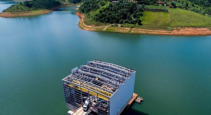 Sistema Cantareira opera com 42,1% de sua capacidade na sexta-feira (22)