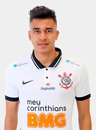 Cantillo - 5,0 - Das poucas inspirações do Corinthians em campo em termos ofensivos.