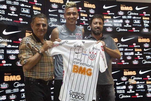 Cantillo - Apresentado em 10 de janeiro - Contratado junto ao Junior de Barranquilla-COL, teve um ótimo início e dominou o meio-campo até a pausa. Na volta, foi diagnosticado com Covid-19 e ainda se recupera fisicamente, atualmente é reserva - Fez 22 jogos oficiais na temporada, 17 como titular e deu uma assistência.