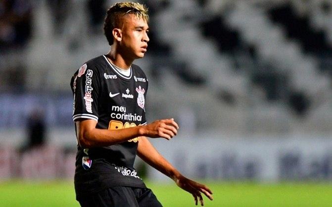 Cantillo - Corinthians - 26 anos - volante - colombiano