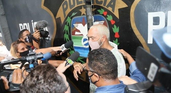 Cantor foi solta nesta quinta-feira (18) no Rio