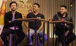 Cantores Zé Henrique, Piter e Eddie contam histórias do mundo sertanejo