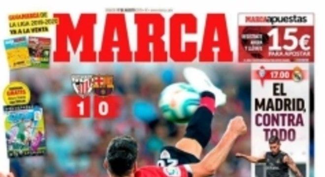 Capa da Revista - Marca