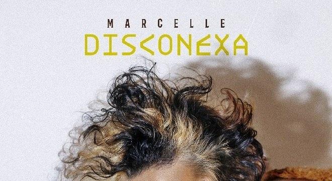 """Capa de """"DiscoNeXa"""" (Marcelle)"""