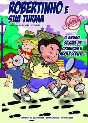 Gibi Robertinho e Sua Turma vai lançar em breve sua 3ª edição