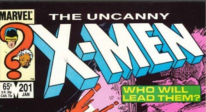 Capa de 'Uncanny X-Men'