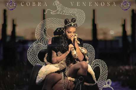 Capa do novo single de Ludmilla