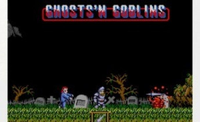 Capcom Arcade Stadium chega ao Switch com 32 clássicos dos arcades