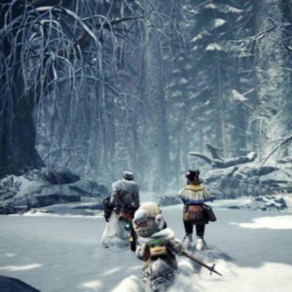 Capcom mostra atualização e novidades de Monster Hunter World: Iceborne na sexta-feira