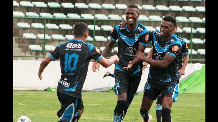Capital: 2 vitórias em dois jogos válidos pelo Campeonato Brasiliense
