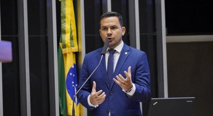 Deputado Capitão Alberto Neto (Republicanos- AM), relator da proposta