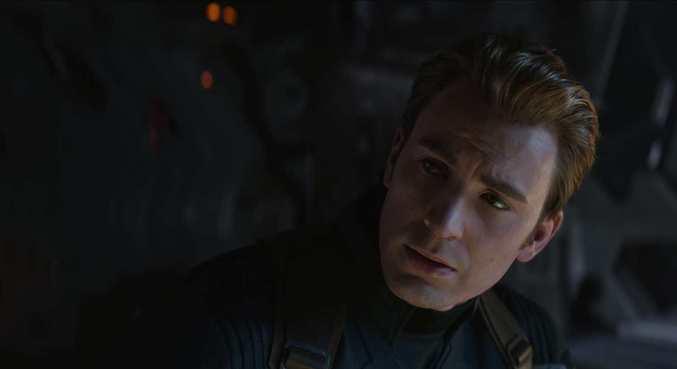 Chris Evans viveu o Capitão América nos filmes da Marvel para os cinemas