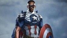 Capitão América 4 vai acontecer e teráAnthony Mackie como o herói
