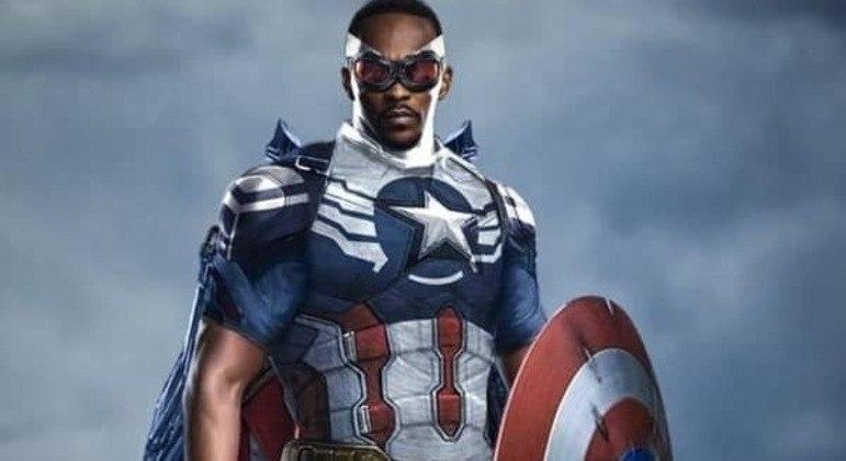 Anthony Mackie será o Capitão América também no cinema