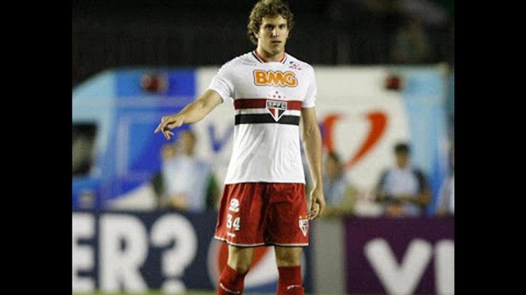 Capitão do time campeão da Copa São Paulo de Futebol Júnior em 2010, Bruno foi promovido à equipe principal no segundo semestre daquele ano. Na equipe principal do Tricolor fez apenas nove jogos entre setembro de 2010 e maio de 2012. Após a Olimpíada, foi para o Napoli, da Itália.