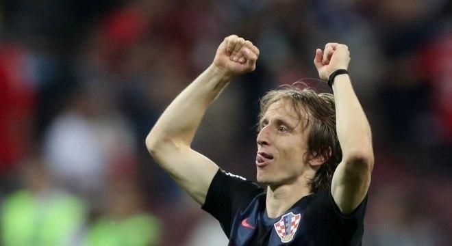 O capitão croata tem grande chance de levantar o troféu de campeão do mundo