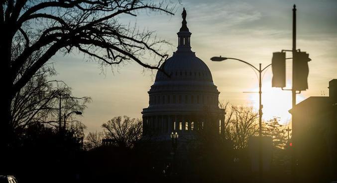 O Capitólio, sede do Congresso, poderia ser alvo de um novo atentado