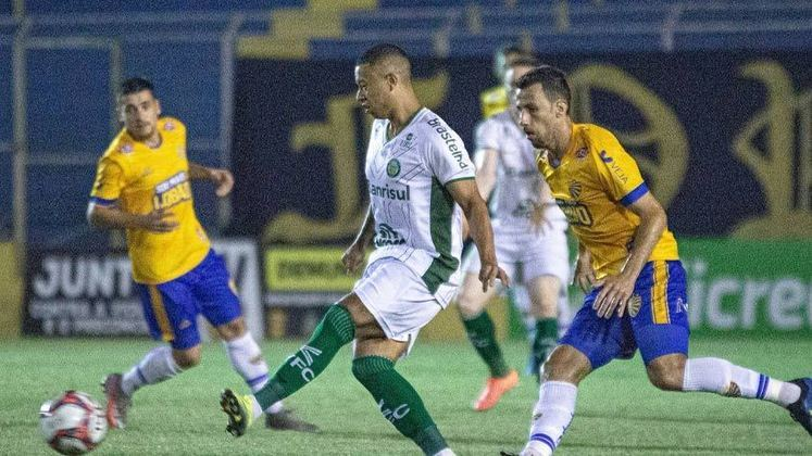 Caprini - 4 gols - Ypiranga - Campeonato Gaúcho