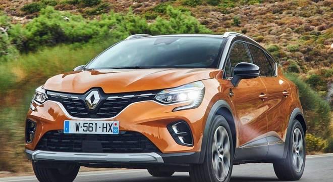 Enfim a Renault irá dar uma nova cara para o SUV Captur, lançado no Brasil em 2017