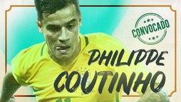 Philippe Coutinho: o menino que virou um dos jogadores mais caros do mundo. Veja! ()