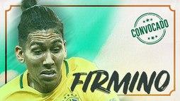 De contestado a ídolo, saiba quem é Roberto Firmino, atacante do Brasil na Copa ()