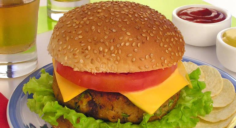 Cardápio vegetariano