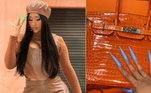 A rapper Cardi B tem uma coleção de bolsas de grife e foi presenteada recentemente pelo marido, o também rapper Offset, com mais uma. O modelo escolhido, da marcaHermès, é avaliado em cerca de mais de R$ 86 mil, o equivalente a R$ 453 mil