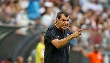Carille já tem a bênção do Santos. Para montar um time retrancado e sobreviver na Série A