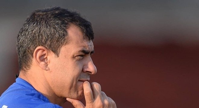 O técnico Fábio Carille, que acertou seu retorno ao Corinthians em 2019