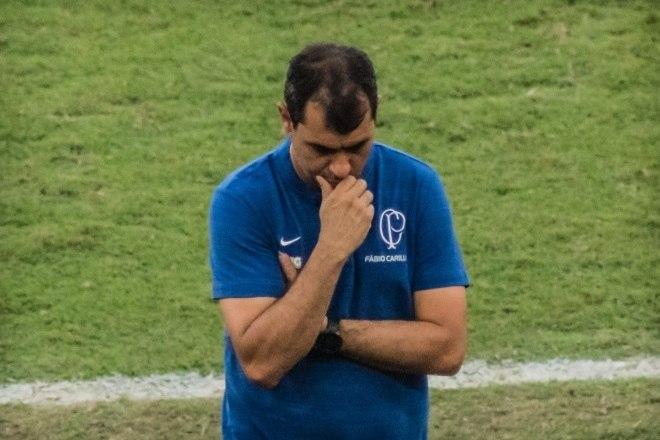Andrés não quer mais saber de Fabio Carille no Corinthians. Técnico perdeu a humildade