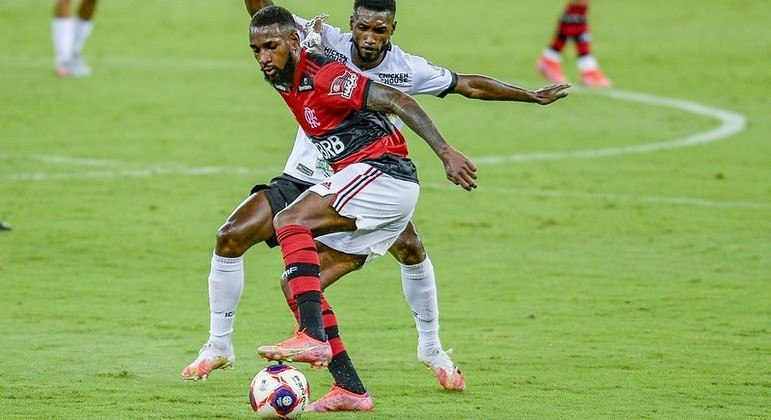 Flamengo e Volta Redonda se enfrentam neste sábado (1º), às 21h05