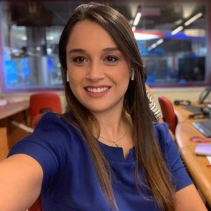 Carla Bigatto vai estrear na BandNews TV